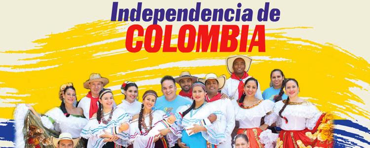 78252fffb1 El Consulado General de Colombia en Atlanta invita a la celebración de la  Independencia de Colombia donde haremos HOMENAJE al FOLCLOR VALLENATO