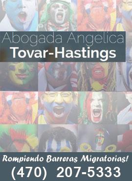 Abogada Angelica Tovar