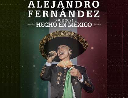 ALEJANDRO FERNANDEZ-HECHO EN MEXICO 2021