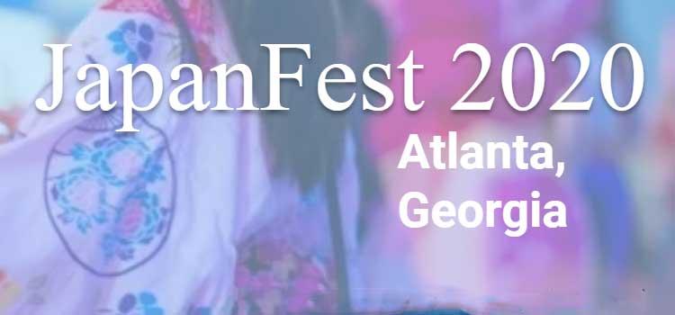 JAPANFEST ATLANTA 2020