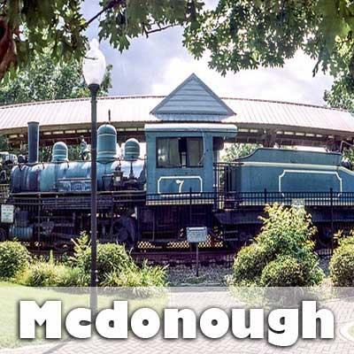 MCDONOUGH