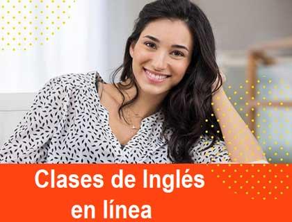 CLASES DE INGLÉS EN LINEA