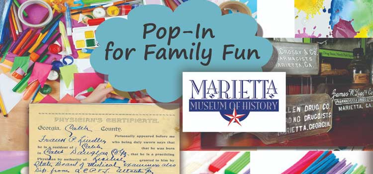 POP-IN FOR FAMILY FUN